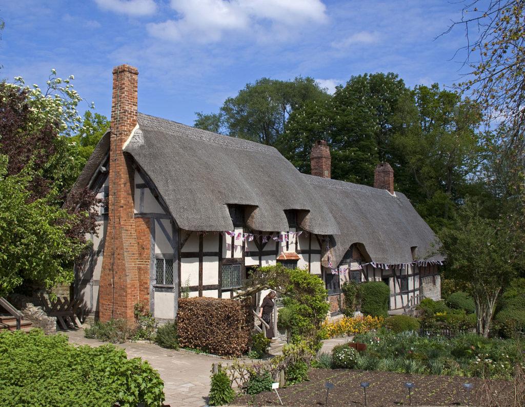 Anne's Hathaway Cottage
