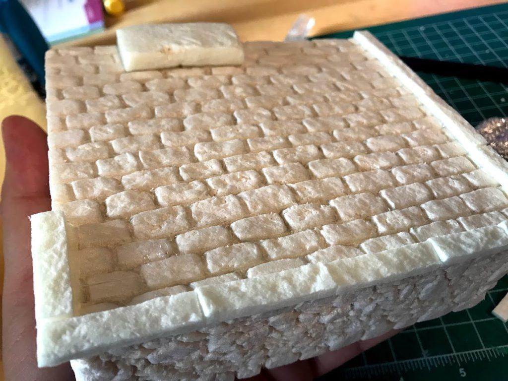Tutorial costruzione di un presepe