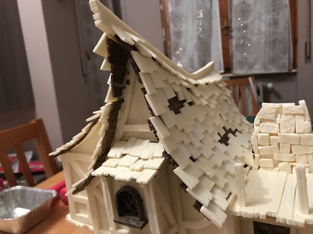 townhouse modellismo e diorama fantasy