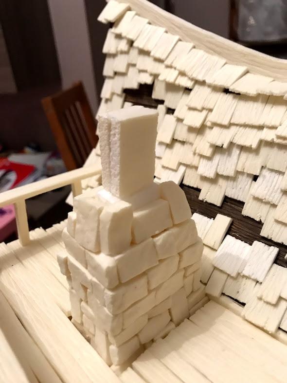 townhouse tutorial costruzione modellismo e diorami fantasy